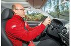 Audi A3 Limousine, Cockpit, Ralph Alex