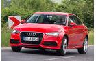Audi A3 Limousine, Frontansicht