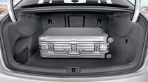 Audi A3 Limousine, Kofferraum, Gepäck