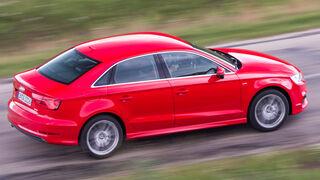 Audi A3 Limousine, Seitenansicht