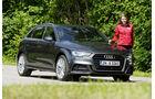Audi A3, Mercedes A-Klasse, Annette Napp