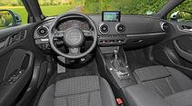 Audi A3 Sportback 1.2 TFSI, Cockpit