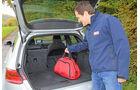 Audi A3 Sportback 1.2 TFSI, Kofferraum