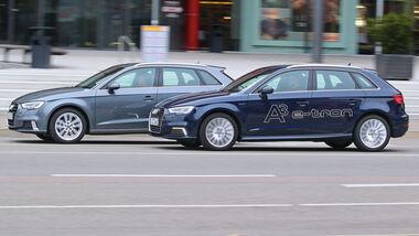 Audi A3 Sportback 1.4 TFSI, Audi A3 Sportback e-tron