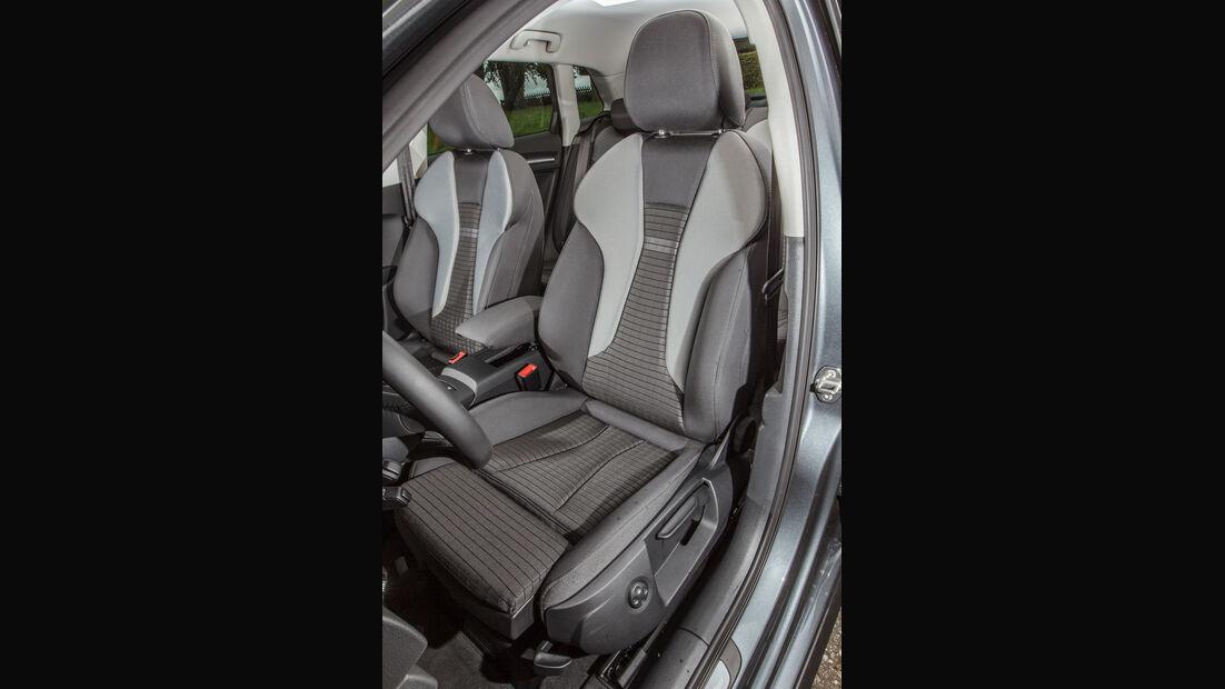 Audi A3 Sportback 1.4 TFSI COD, Fahrersitz