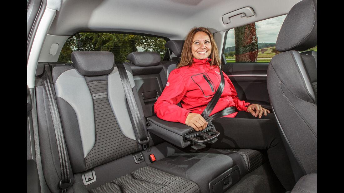 Audi A3 Sportback 1.4 TFSI COD, Fondsitz