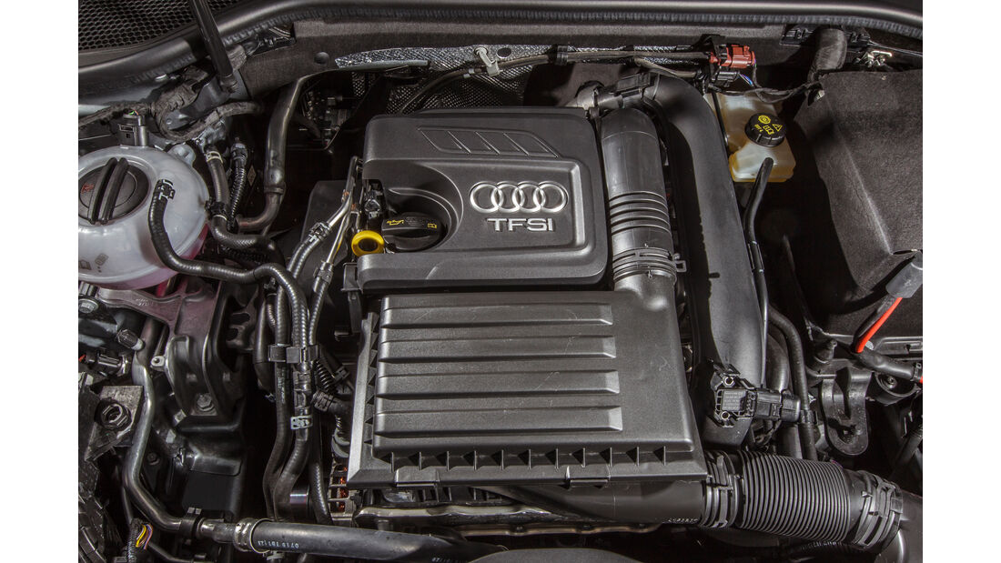 Audi A3 Sportback 1.4 TFSI COD, Motor