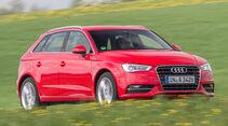 Audi A3 Sportback 1.6 TDI, Frontansicht
