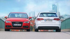 Audi A3 Sportback 1.8 TFSI, Audi A3 Sportback 2.0 TDI