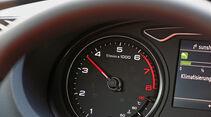 Audi A3 Sportback 1.8 TFSI, Rundinstrument, Drehzahlmesser