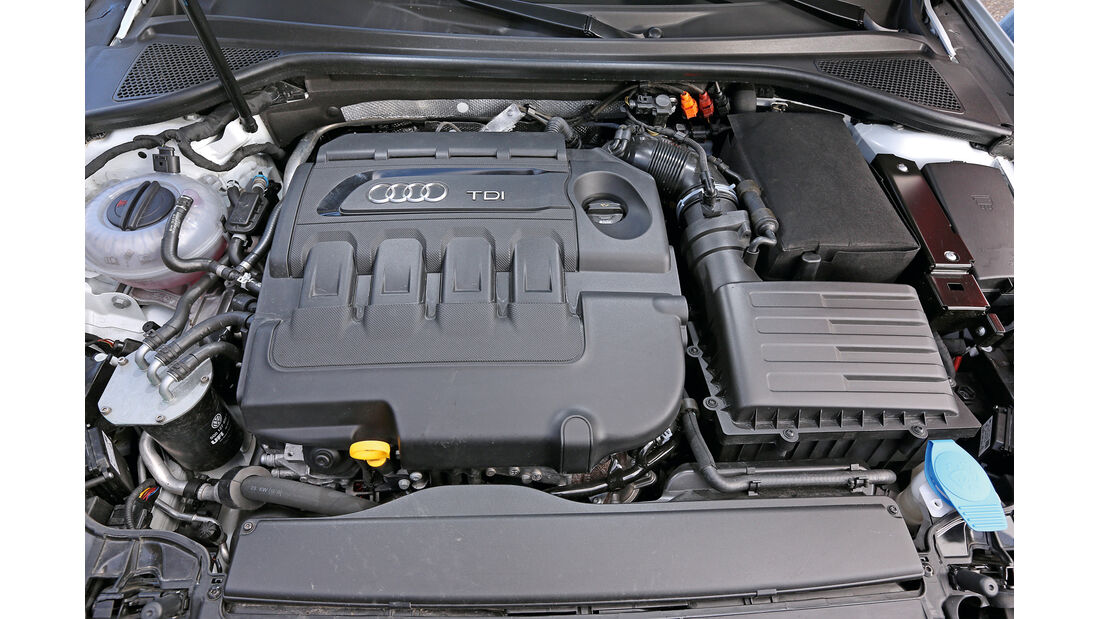 Audi A3 Sportback 2.0 TDI, Motor