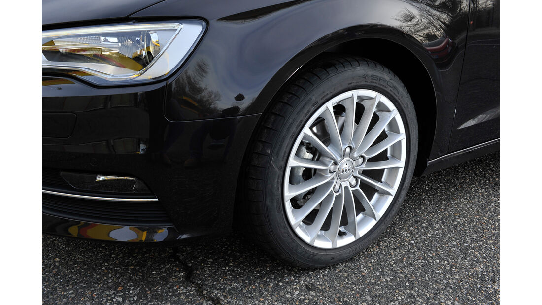 Audi A3 Sportback 2.0 TDI, Rad, Felge