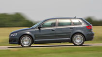Audi A3 Sportback 2.0 TdI Quattro, Seitenansicht