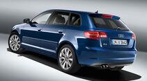 Audi A3 Sportback, 2011