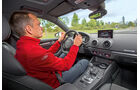 Audi A3 Sportback E-Tron, Innenraum