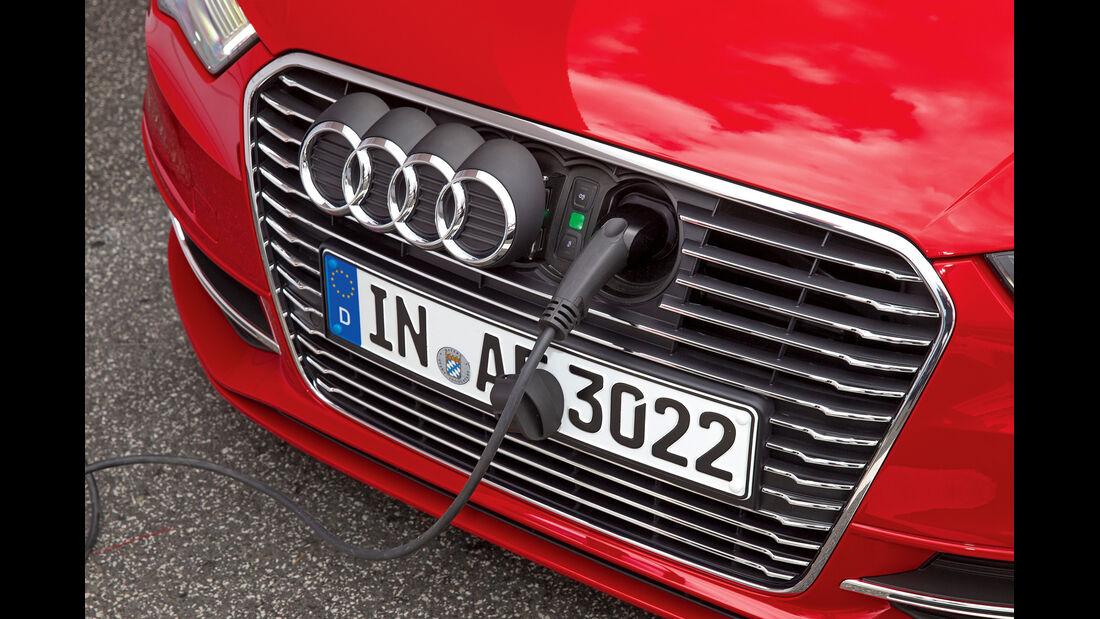 Audi A3 Sportback E-Tron, , Kühlergrill
