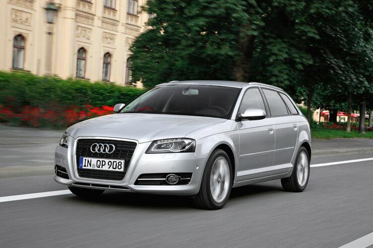 Audi A3 Technische Daten