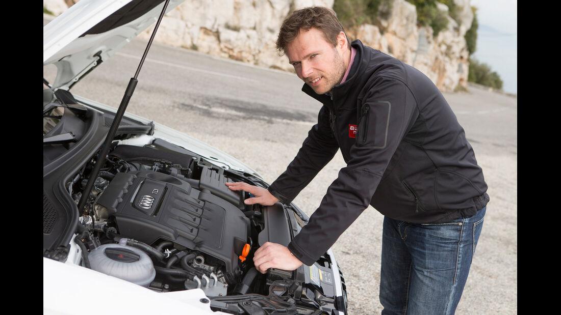 Audi A3 Sportback, Motor