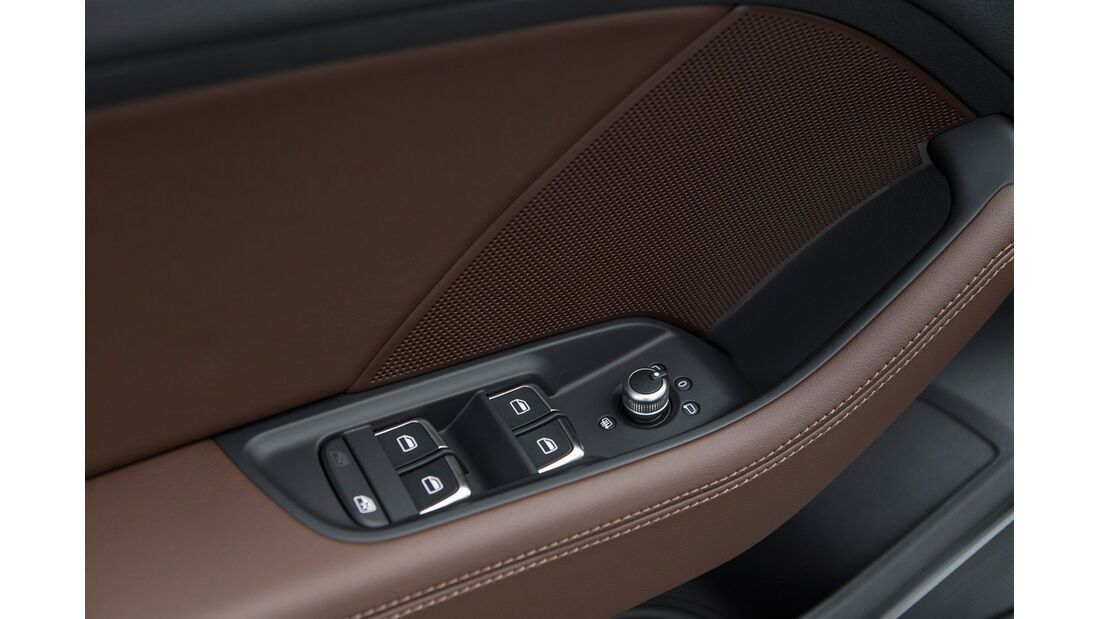 Audi A3 Sportback, Sitzverstellung
