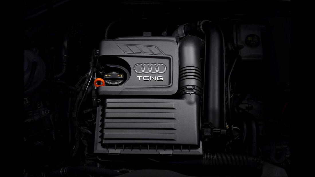 Audi A3 Sportback TCNG, Motor