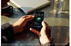 Audi A3 Sportback e-tron, App, Smartphone