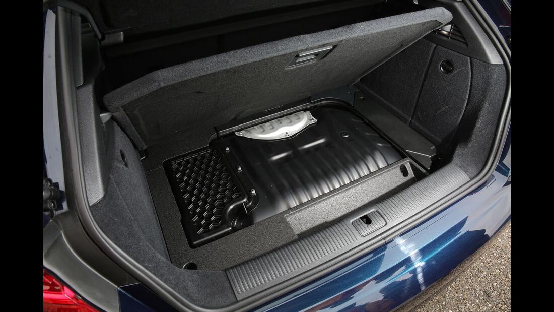 Audi A3 Sportback e-tron, Batterie