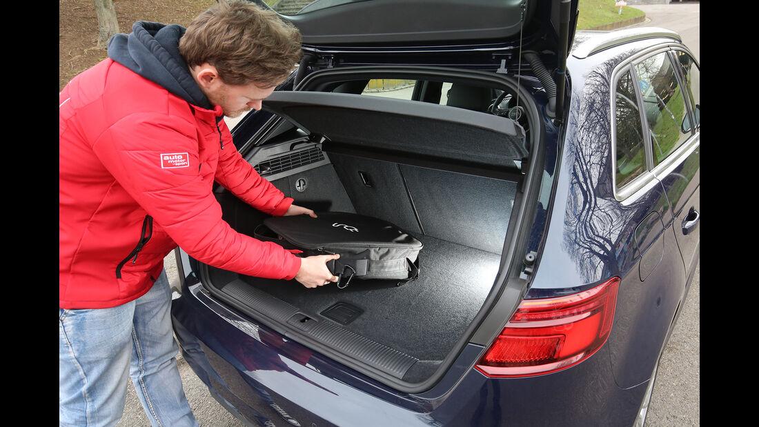 Audi A3 Sportback e-tron Kofferraum
