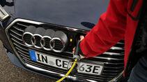 Audi A3 Sportback e-tron, Ladevorgang