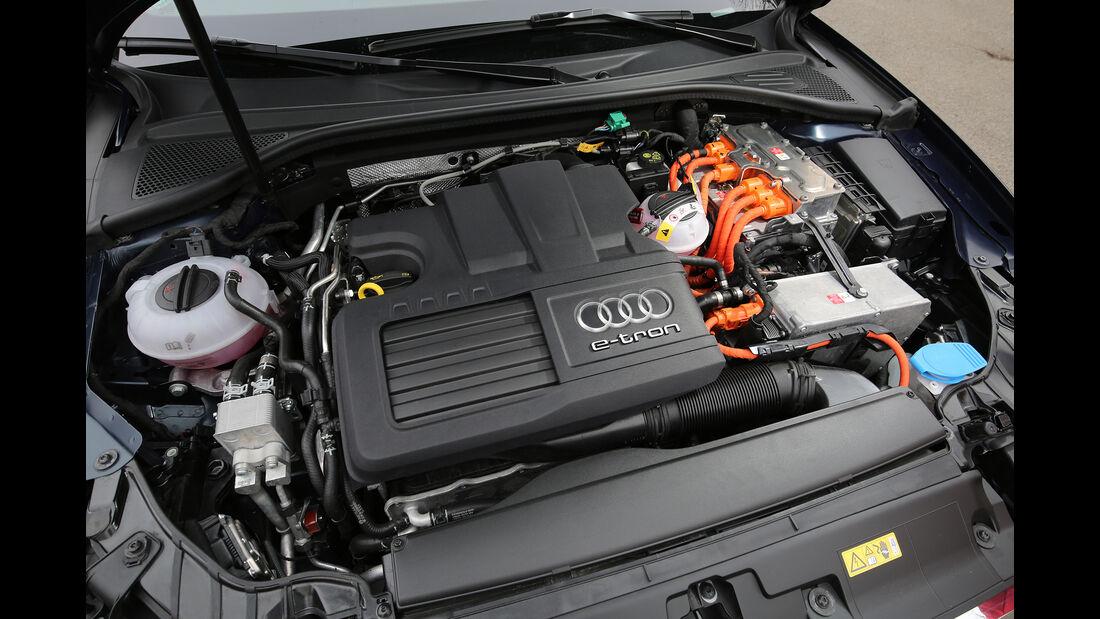Audi A3 Sportback e-tron Motor