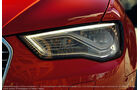 Audi A3 Sportback e-tron, Scheinwerfer