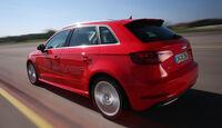 Audi A3 Sportback e-tron, Seitenansicht
