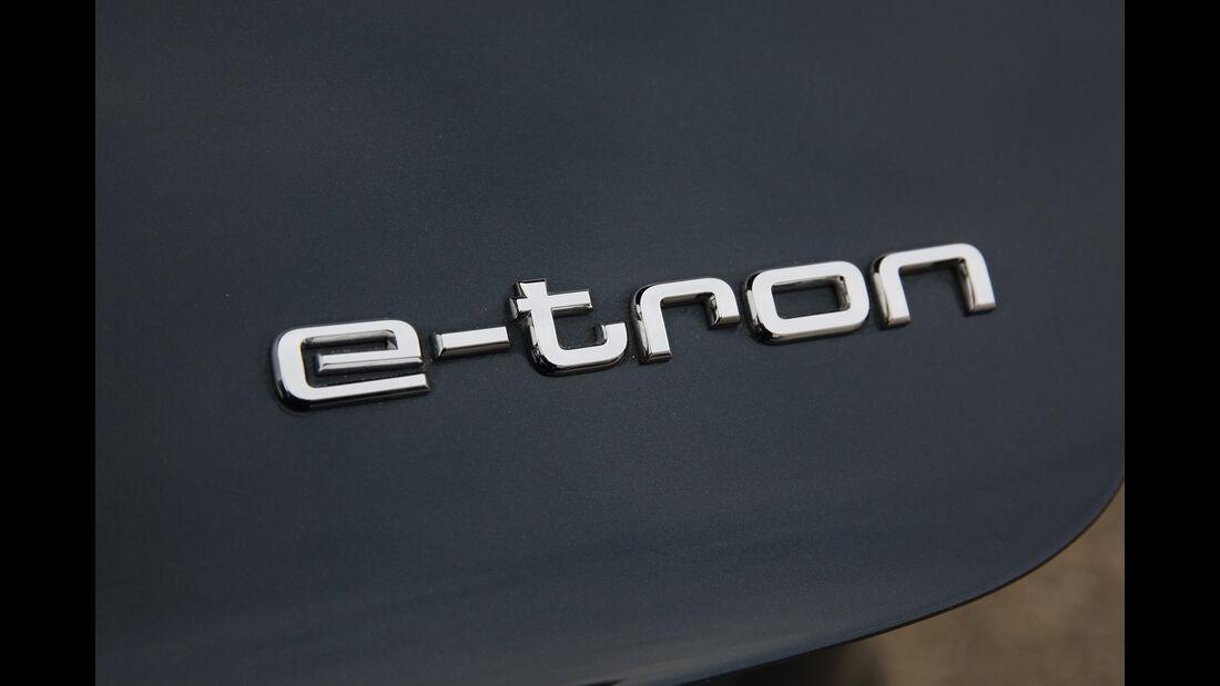 Audi A3 Sportback e-tron, Typenbezeichnung
