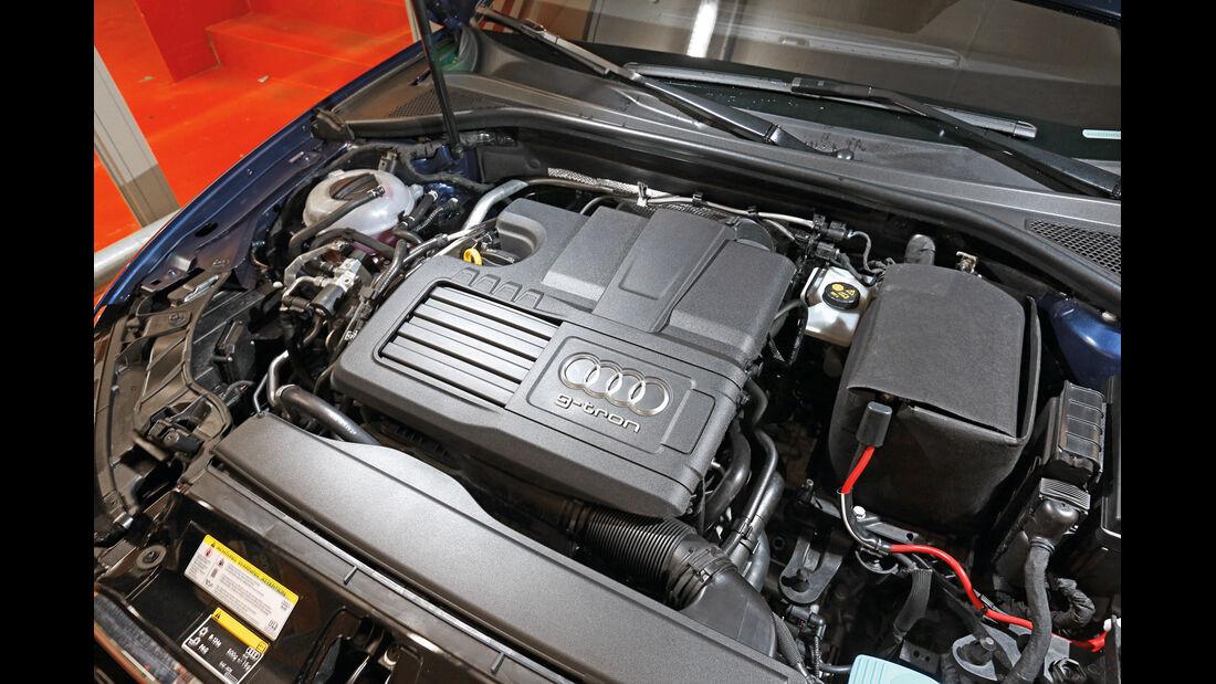 Audi A3 Sportback g-tron, Motor