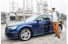 Audi A3 Sportback g-tron, Seitenansicht, Michael Orth