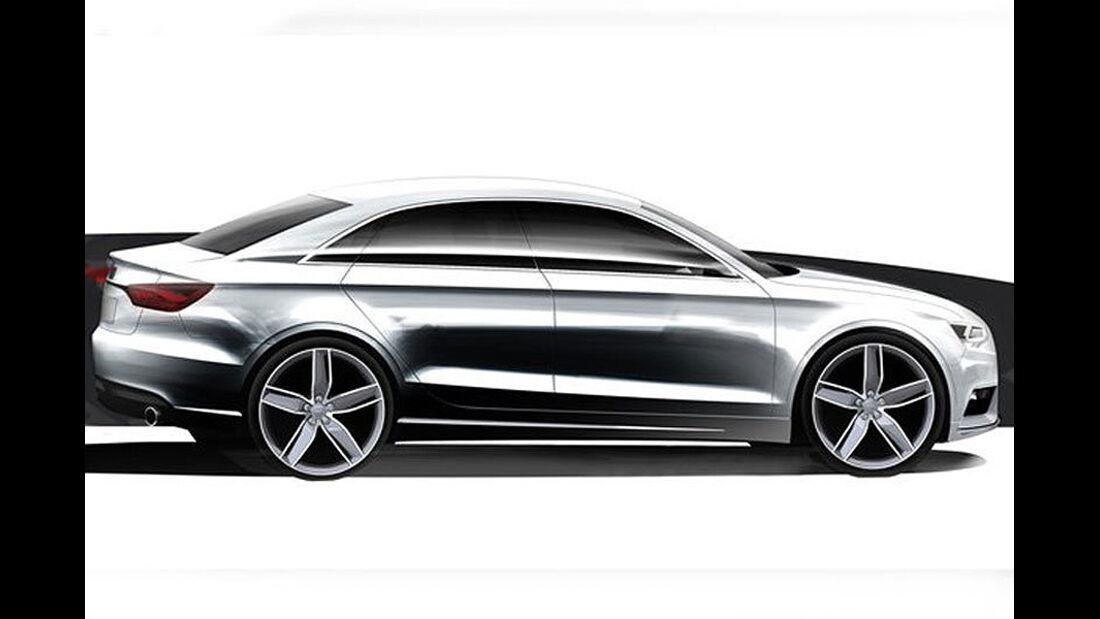 Audi A3 Stufenheck