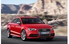 Audi A3 Stufenheck, Frontansicht