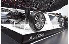 Audi A3 TCNG , Fahrwerk