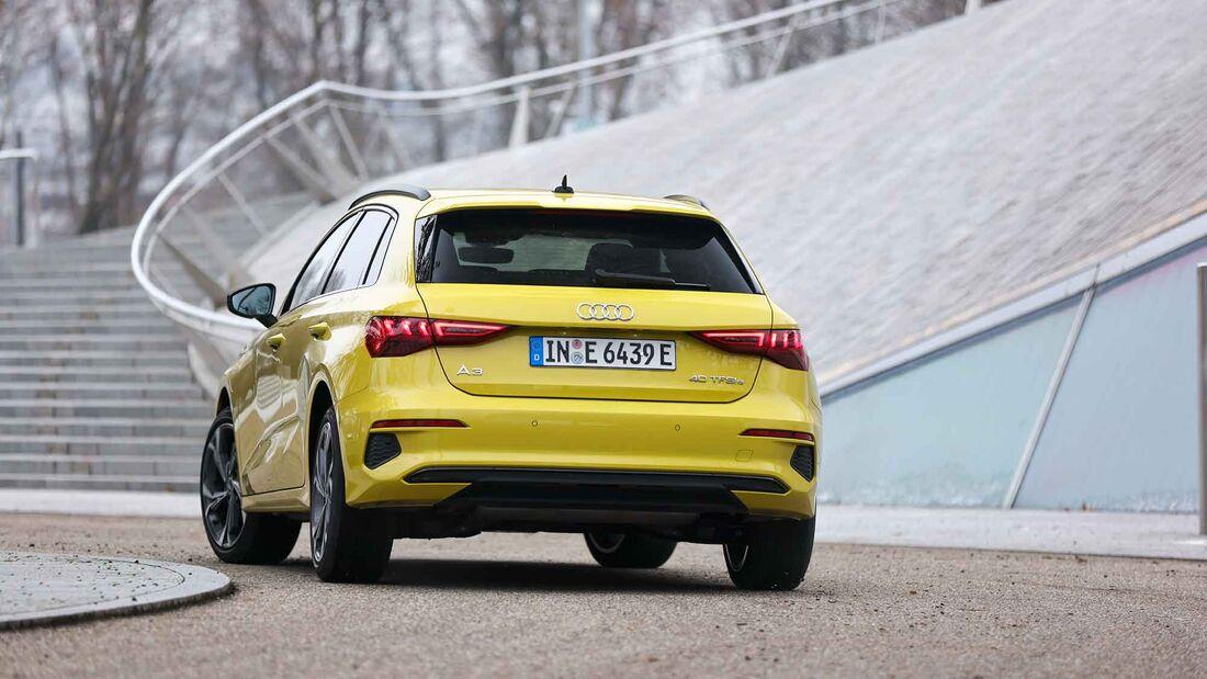 Audi A3 TFSIe