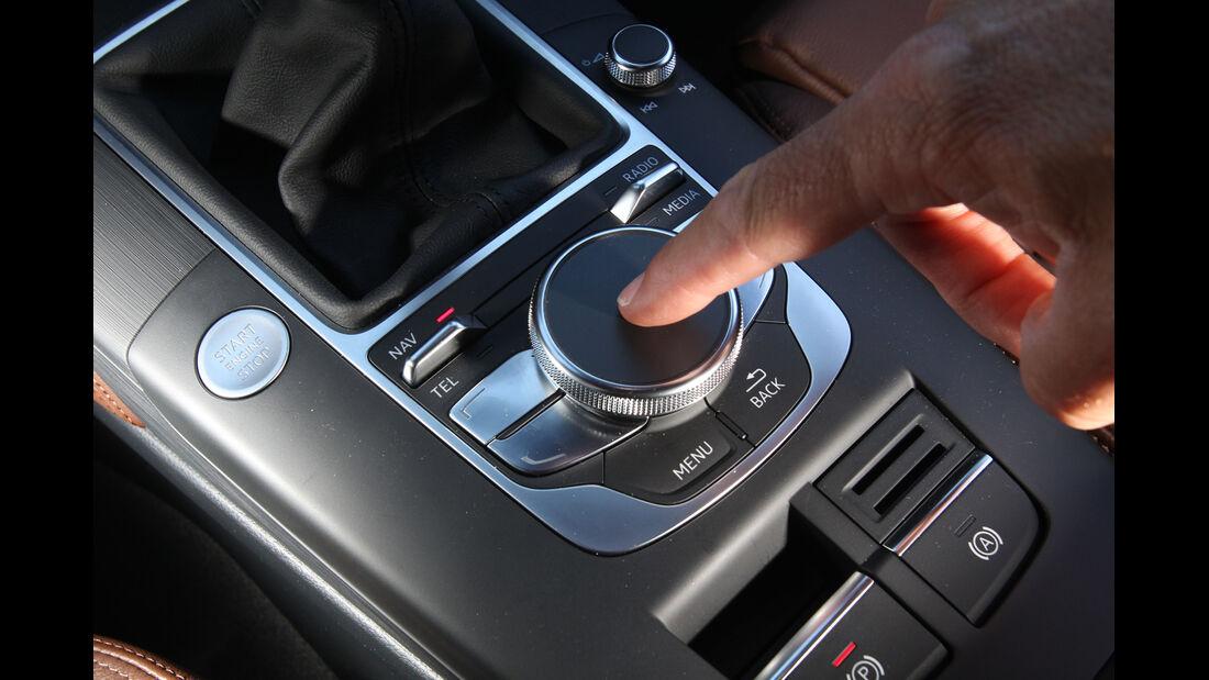 Audi A3, Touchwheel
