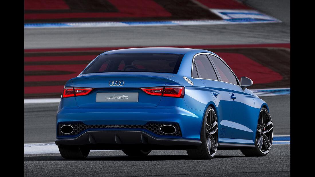 Audi A3 clubsport quattro concept Wörthersee 2014