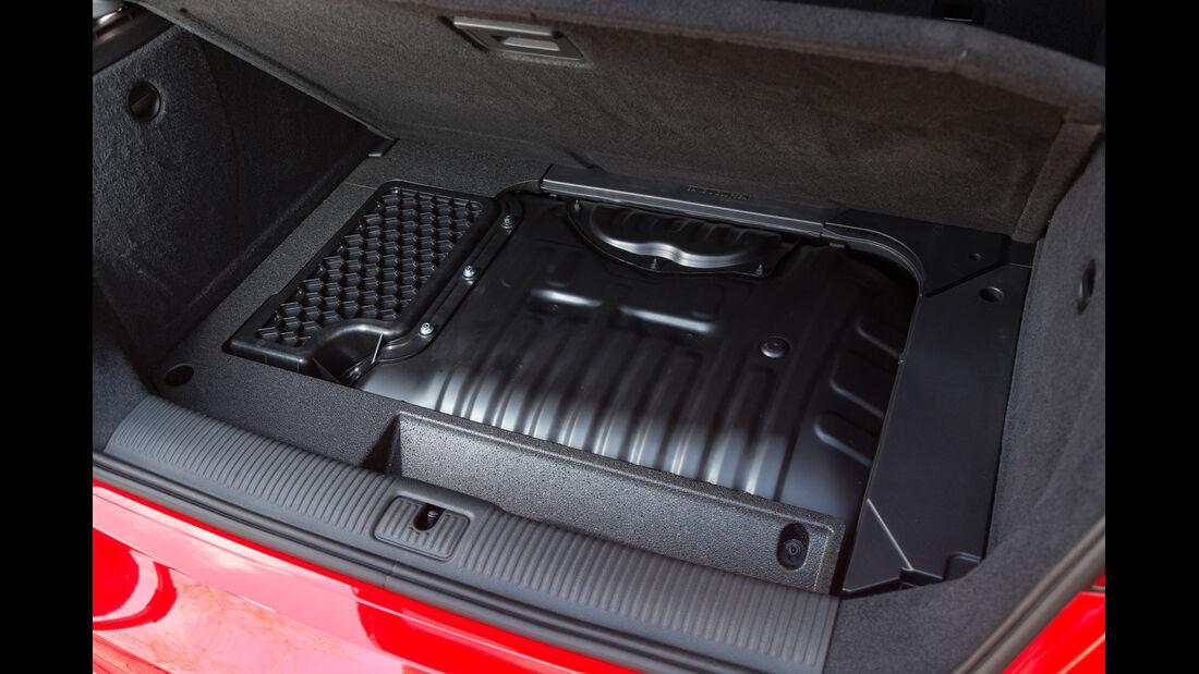 Audi A3 e-tron, Batterie