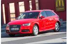 Audi A3 e-tron, Frontansicht