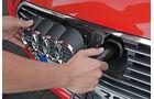 Audi A3 e-tron, Ladevorrichtung