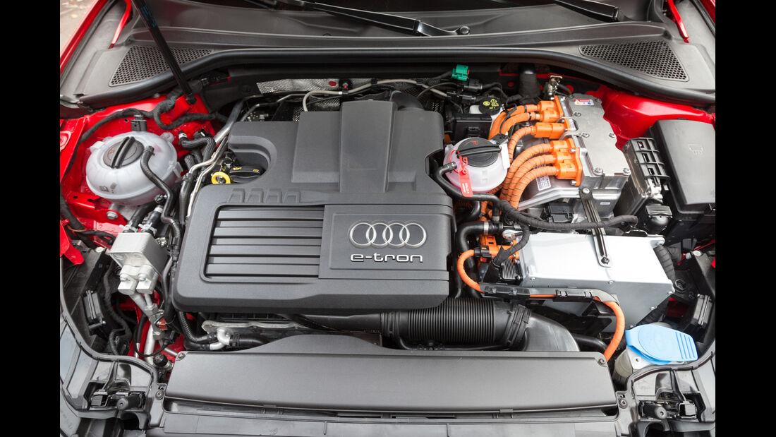 Audi A3 e-tron, Motor