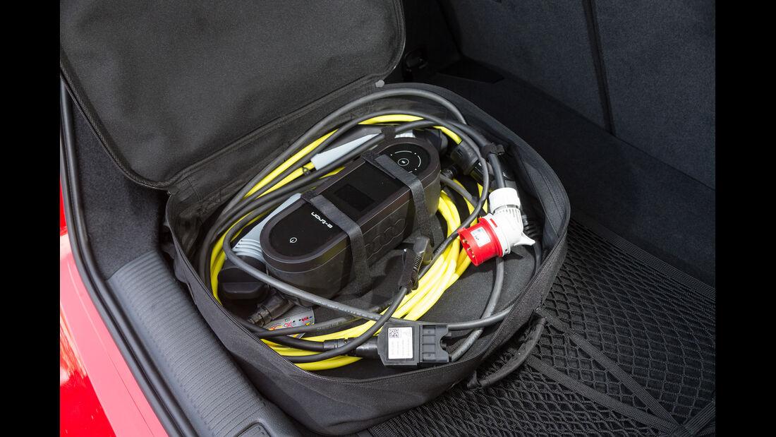 Audi A3 e-tron, Stromkabel