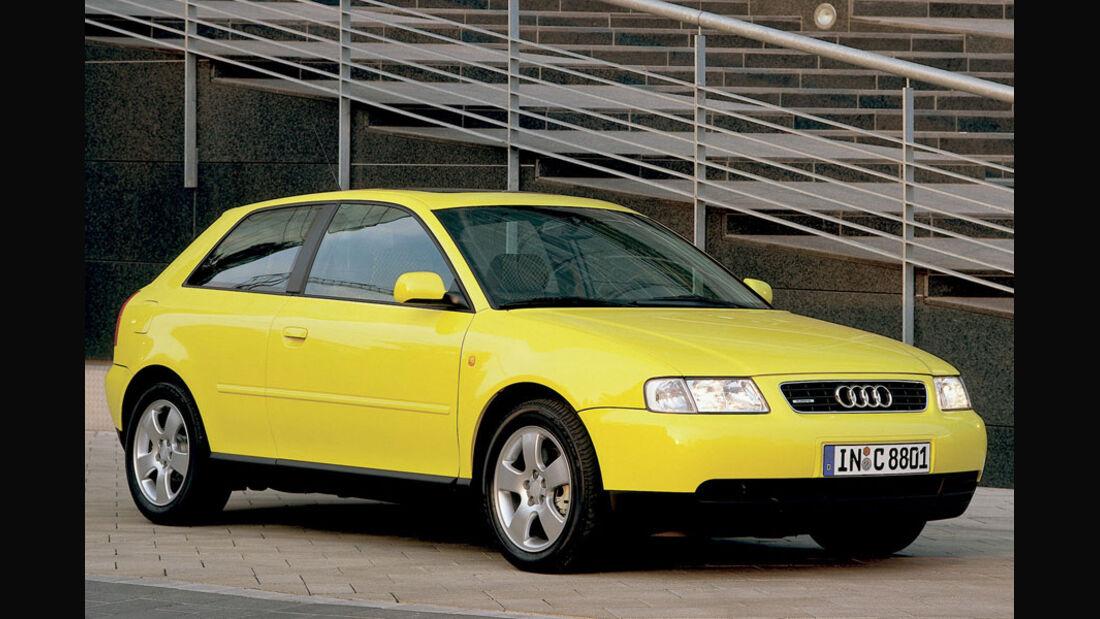 Audi A3, erste Generation
