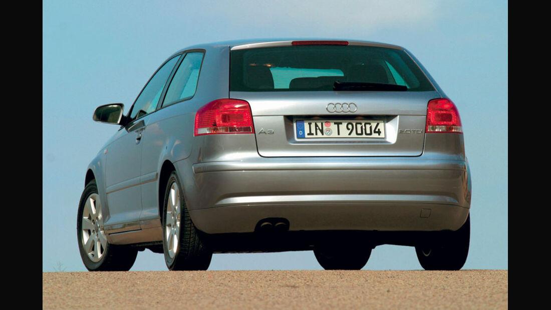 Audi A3, zweite Generation