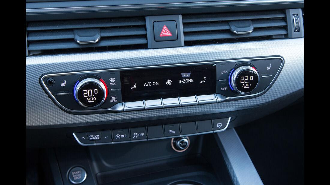 Audi A4 1.4 TFSI, Bedienelemente