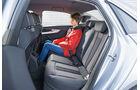Audi A4 1.4 TFSI, Fondsitze