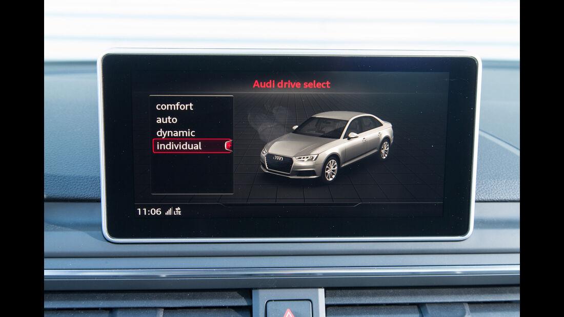 Audi A4 1.4 TFSI, Navi, Monitor